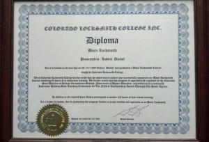 dinkel-locksmith-college-diploma